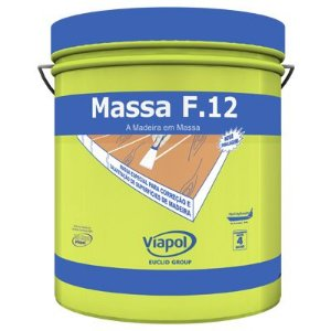 VIAPOL MASSA F-12 CEREJEIRA 400G