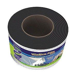 Manta asfaltica viapol fita 05cm x10m Viaflex