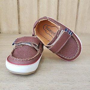Sapato Menino Marrakesh Conhaque