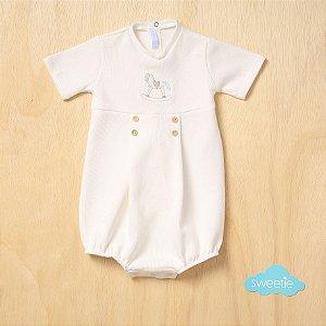 Pimpão Bebê Cavalinho Branco