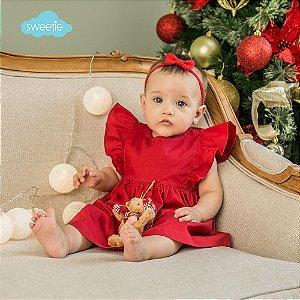 Vestido Sirmione Vermelho