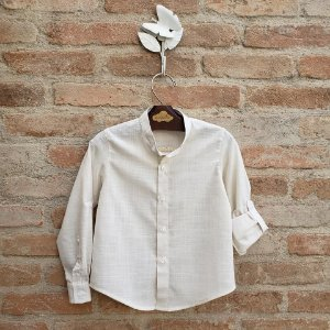 Camisa Lucca Off White