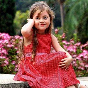 Vestido Casinha de Abelha Dianne