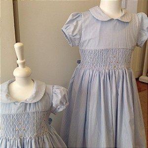 Vestido Casinha de Abelha Charlote Girl
