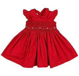 Vestido Casinha de Abelha Cris