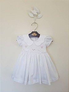 Vestido Casinha de Abelha Donatella Girl