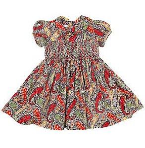 Vestido Casinha de Abelha Mila Girl