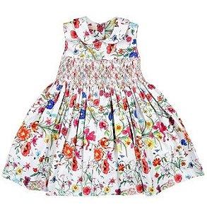Vestido Casinha de Abelha Luxury Girl