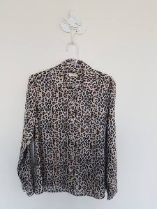 Camisa Mãe Animal Print