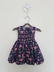 Vestido Casinha de Abelha Olivia Baby