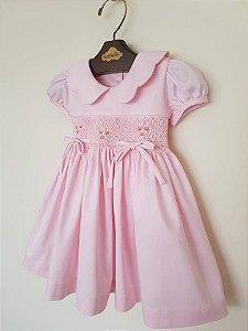 Vestido Casinha de Abelha Rosemary