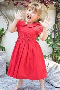Vestido Casinha de Abelha Tulipa Girl
