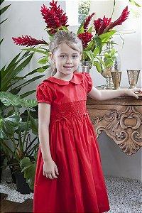 Vestido Casinha de Abelha Tulipa