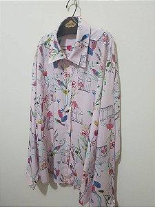Camisa  Mãe Gaiola