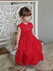 Vestido Casinha de Abelha Ana Girl