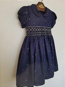 Vestido Casinha de Abelha Baby Lu