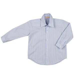 Camisa Classica Azul Bebe