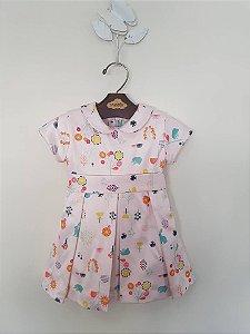Vestido Jardim Girl