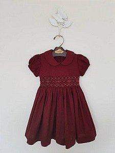 Vestido Casinha de Abelha Kenzo Girl