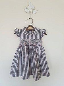 Vestido Casinha de Abelha Sofia Girl