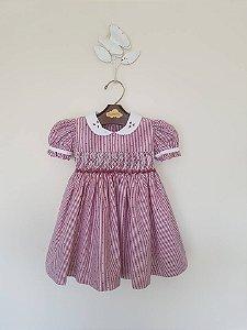 Vestido Casinha de Abelha Lilly Girl