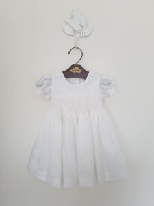 Vestido Casinha de Abelha Maria Carolina