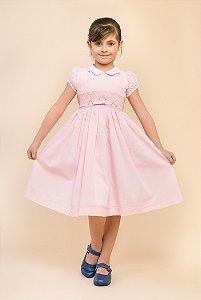 Vestido Casinha de Abelha Bruna Girl