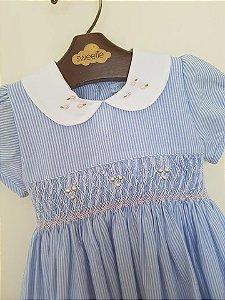 Vestido Casinha de Abelha Bianca