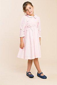Vestido Casinha de Abelha Ana Carolina Girl