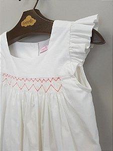 Vestido Casinha de Abelha Lucy