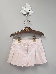 Shorts em Linho Girl