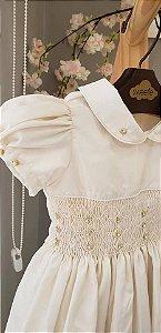 Vestido Casinha de Abelha Valentina