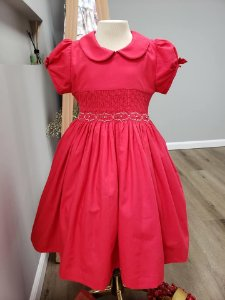 Vestido Bordado Red Infantil