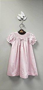 Vestido bata rose 400 fios