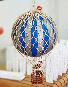 Balloon Azul ilustritto