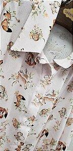 Camisa Mae Bichinhos Rosa