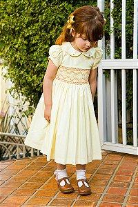 Vestido bordado Sophia