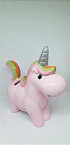 Cofre unicornio rosa
