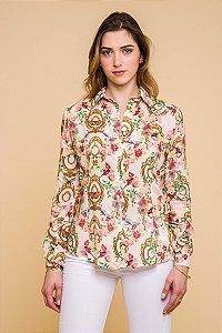 Camisa Mae Versailles