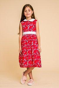 Vestido floral Iza
