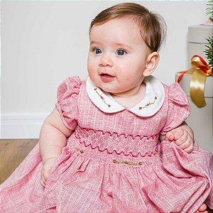 Vestido bordado Nataly