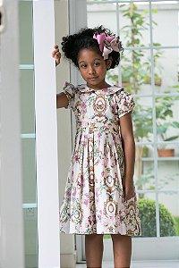 Vestido Clássico Versailles
