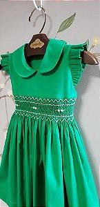 Vestido bordado Maite