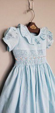 Vestido bordado Alice