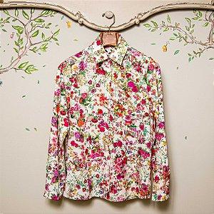 Camisa Mãe estampa Floral Siena Sweetie