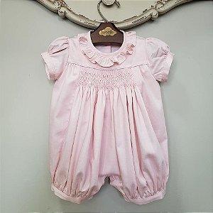 Pimpão Bebê Luxo Rosa