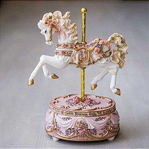 Enfeite Cavalo Musical