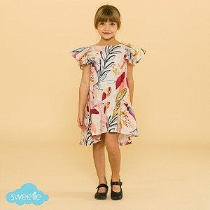 Vestido Infantil Camélia Amor Maior