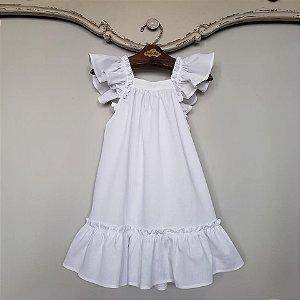 Vestido Infantil Bolonha DEF3