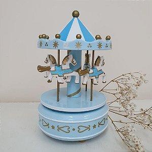 Carrossel Musical Sweetie Azul